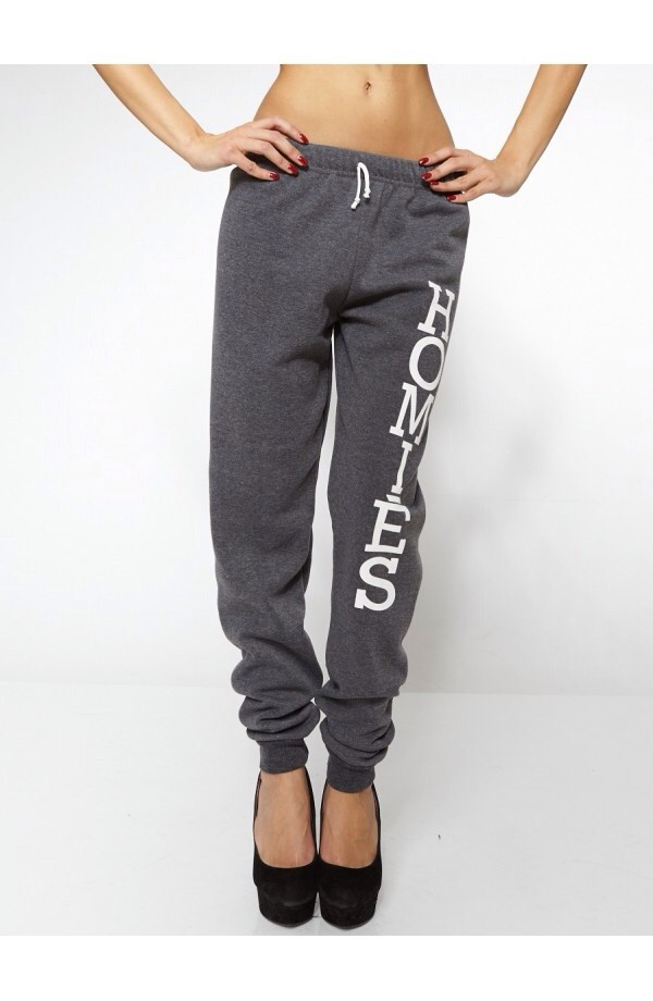 pants sweatpants grey grey sweatpants homies reason homies