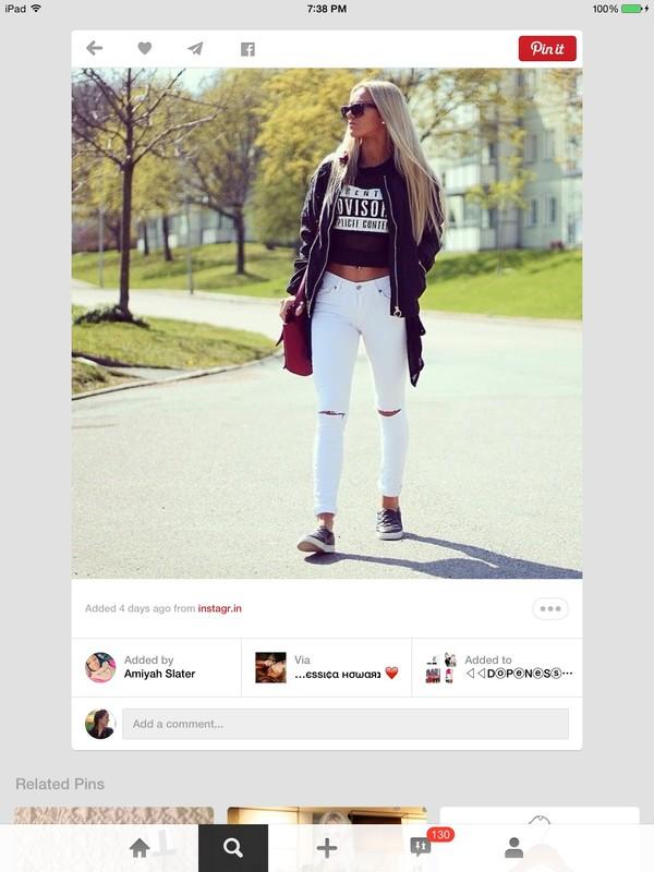 top whole outfit cool parental advisory explicit content