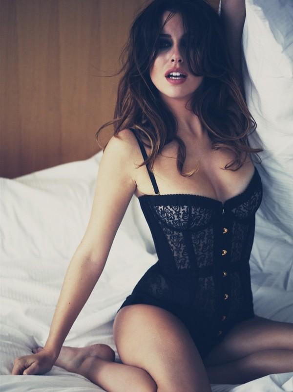 underwear corsette black lace lingerie corset