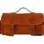 Leather Barrel Bag