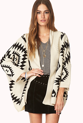Must-Have Open Cardigan   FOREVER21 - 2002246223