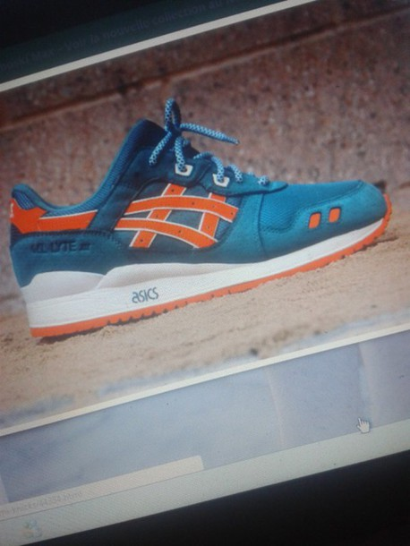 shoes asics gel lyte iii