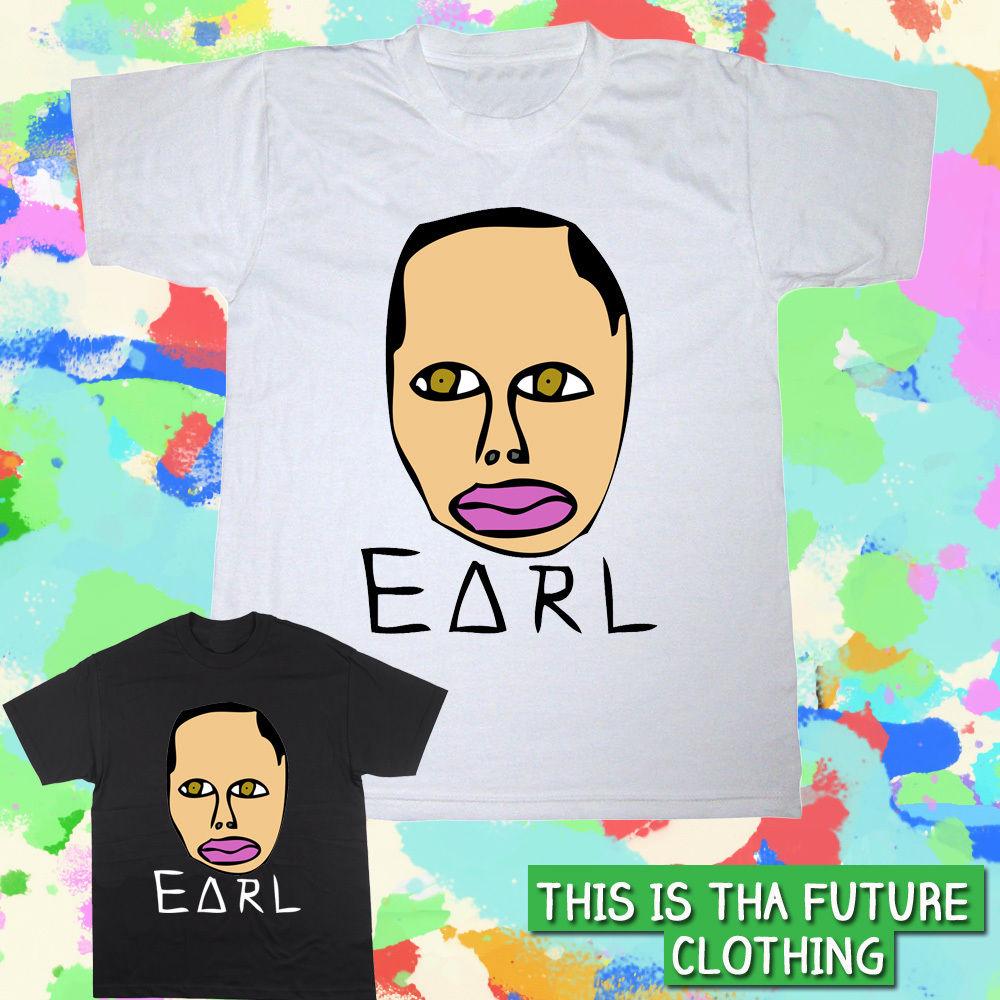 EARL SWEATSHIRT T SHIRT UNISEX (OFWGKTA, ODD FUTURE, TYLER THE CREATOR)   eBay