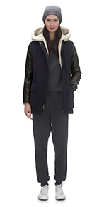 Womens Designer Coats & Jackets, Leather & Bomber Jackets from Whistles