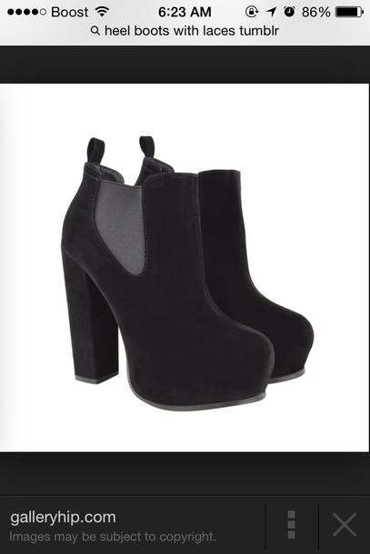 laces shoes black shoes