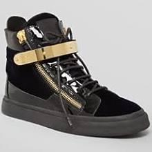 Giuseppe Zanotti RDW311 47158 Women's Shoes Veronica Navy : 39 (US 9) M