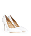 Leather Pointy-Toe Pumps from GIUSEPPE ZANOTTI | Luxury fashion online | STYLEBOP.com