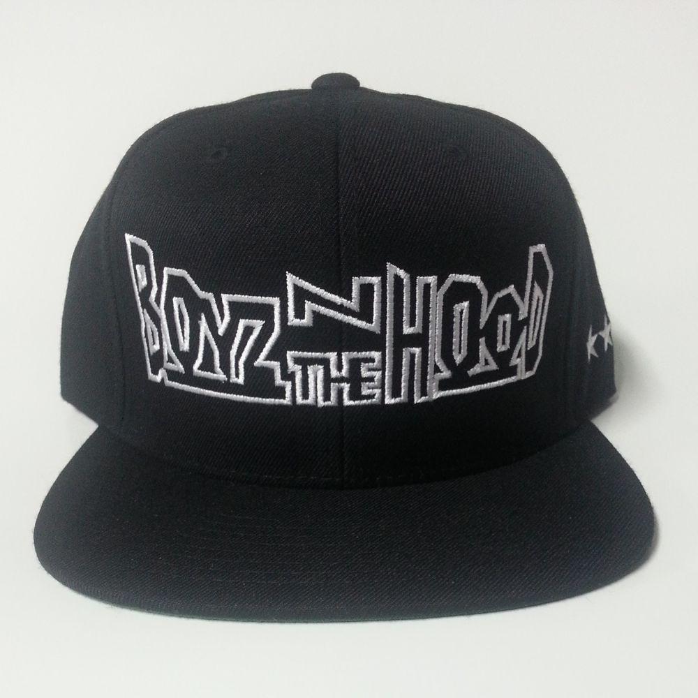 Vintage Vtg Boyz N The Hood Snapback Hat Cap Ice Cube NWA | eBay
