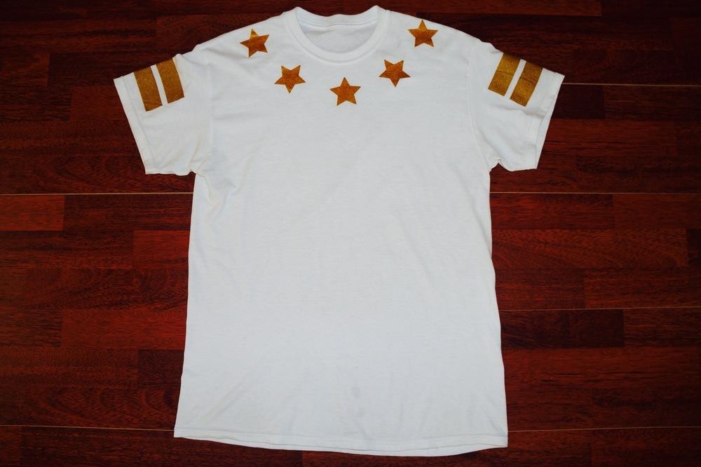 Hypepriest Stars & Stripes Shirt. / HYPEPRIES✝