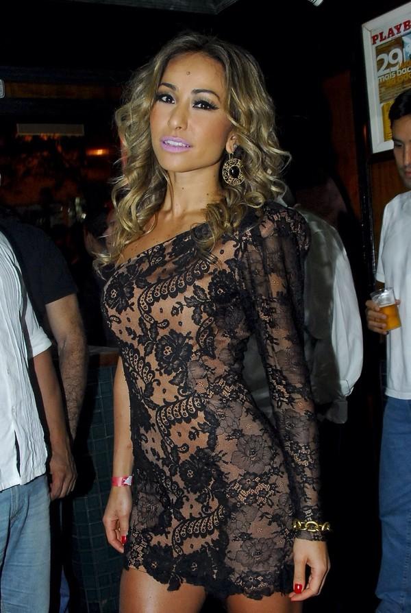 dress brazilian sabrina sato Kelly Relta