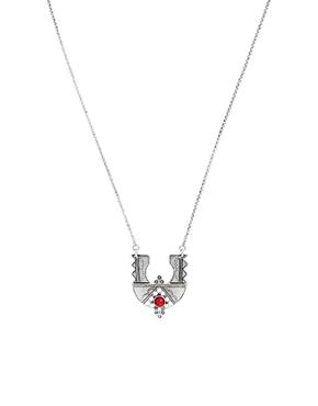 ASOS | ASOS Coachella Long Pendant Necklace at ASOS