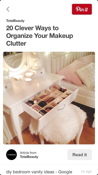 home accessory dressing table makeup table bedroom make-up