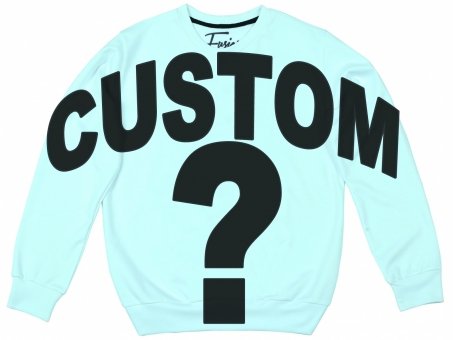 Original SEXY SWEATER CUSTOM DESIGN   Fusion® clothing!