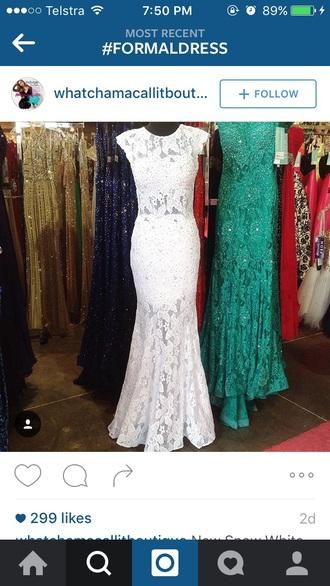dress ball gown dress formal evening dress jovani snow white