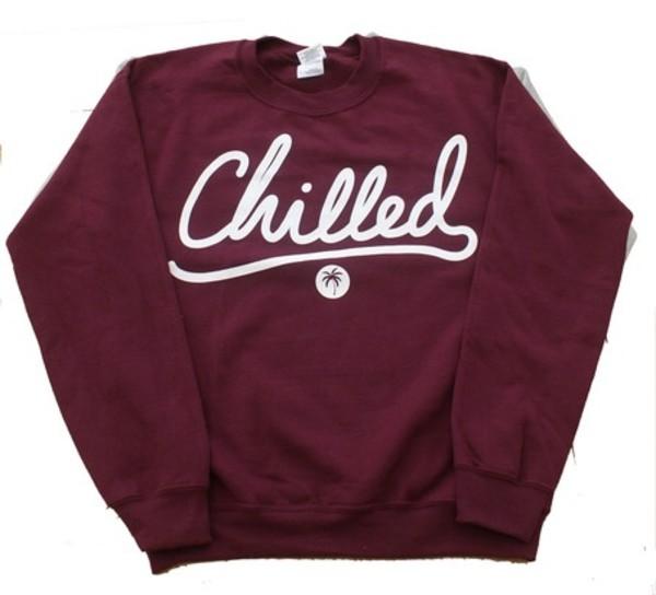 sweater burgundy sweater burgundy sweatshirt sweater leopard print new