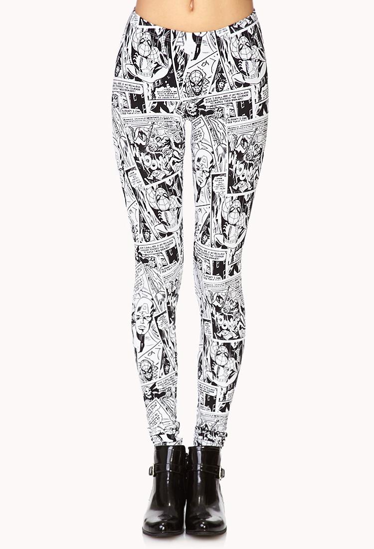 Womens leggings and bottoms | shop online | Forever 21 -  2000127531