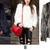 Trendy Women Ladies Long-sleeved Jacket Faux Fur Party Cardigan Coat Jacket Top | eBay