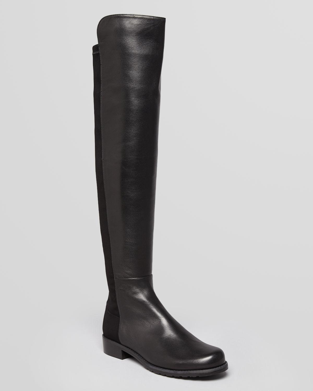 Stuart Weitzman Boots - 5050 Over The Knee | Bloomingdale's