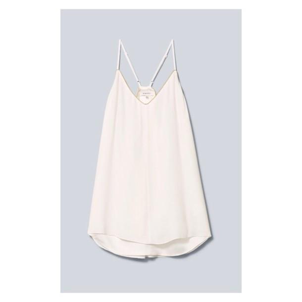 tank top crop tops shirt style top white summer top
