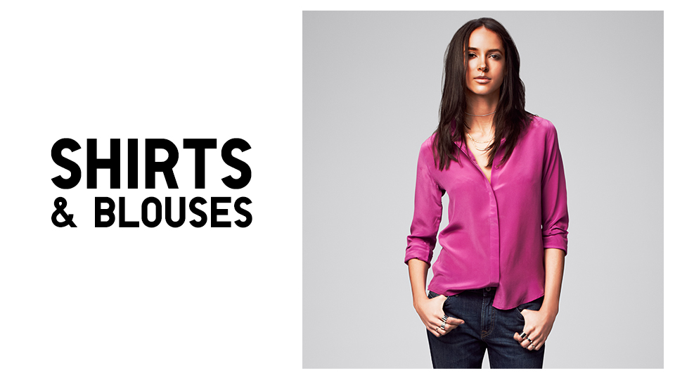 Women's Shirts & blouses | Cotton & Print shirts
