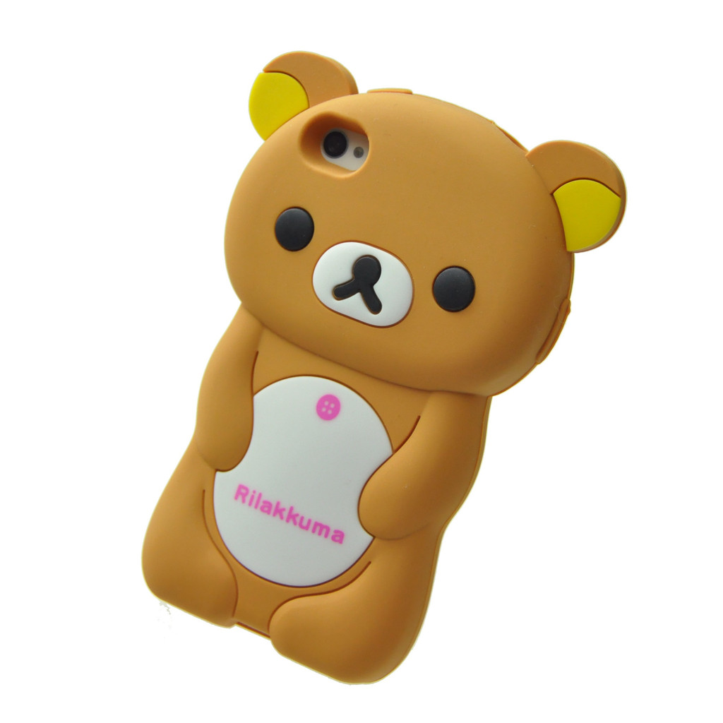 bear iphone case iphone 4 4s holypink 10236