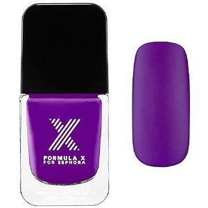 Amazon.com : Nail Polish Electrics Formula X for Sephora 0.4 Oz Haphazard - Electric Purple : Cuticle Care Products : Beauty