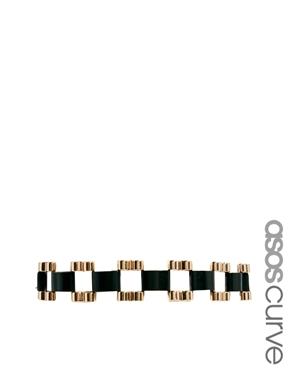 ASOS Curve | ASOS CURVE Chunky Wide Link Belt at ASOS
