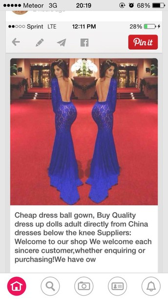 dress prom dress vintage classy women's clothing