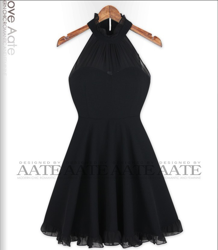 Dresses New Fashion 2013 Summer Bohemian Clothing Women Vestidos Lace High Waist Halter Peplum Dress Party Evening Elegant A0116-in Dresses from Apparel & Accessories on Aliexpress.com