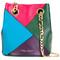 Marc jacobs bucket bag, women's, green, calf leather