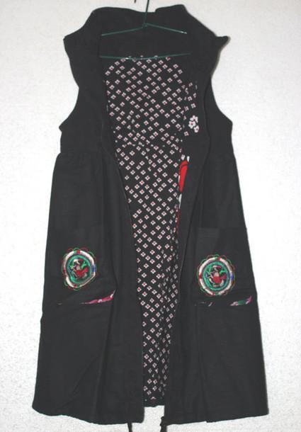 coat vest vest top