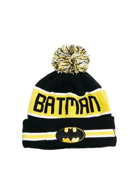 New Era   New Era Batman Bobble Hat at ASOS