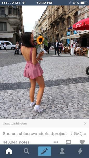 dress checkered short