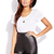 Casual High-Waisted Faux Leather Shorts | FOREVER21 - 2000127340