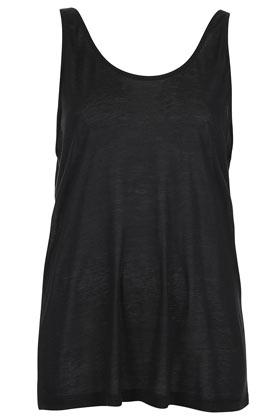 Cashmere Vest By Boutique - Topshop USA