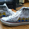 Despicable me inspired converse