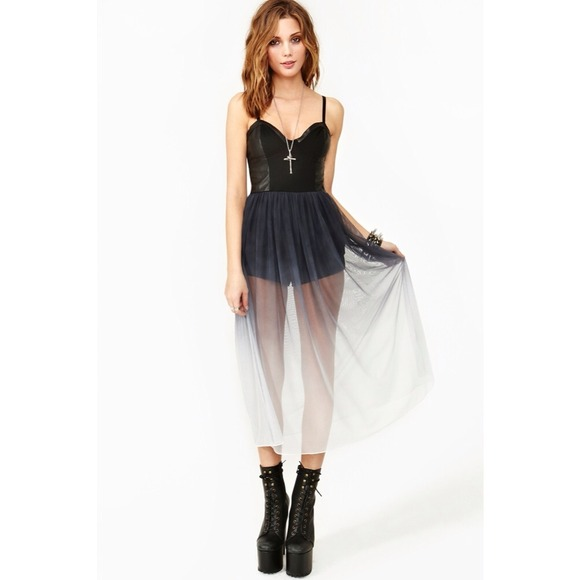 18% off motel rocks Dresses & Skirts - Motel Rocks/Nasty Gal Ombre Dress from Rubi's closet on Poshmark