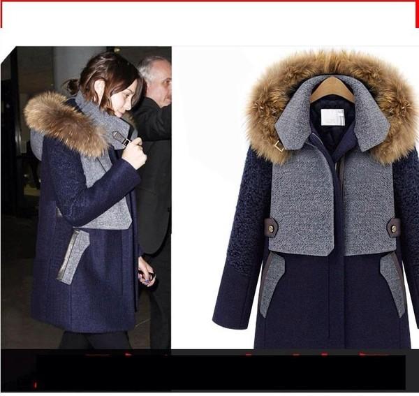 coat alexa chung