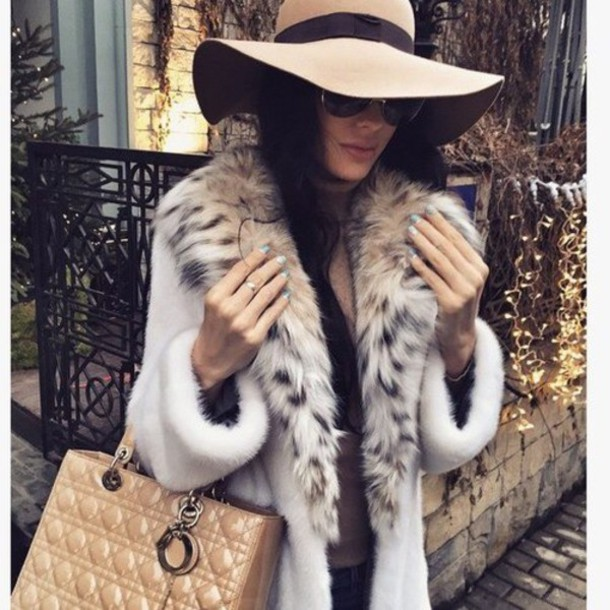 jacket fur fur coat