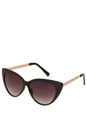 Angular Cateye Sunglasses - Sunglasses  - Bags & Accessories  - Topshop