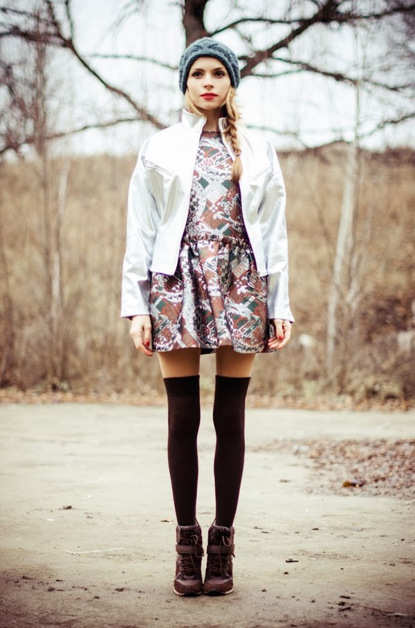 tini tani jacket dress hat shoes
