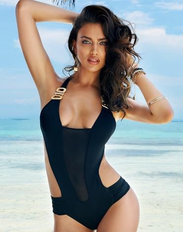 Beach Bunny Swimwear - BLACK BEAUTY - Swimwear  Shop By Collection  2014 Signature Swimwear