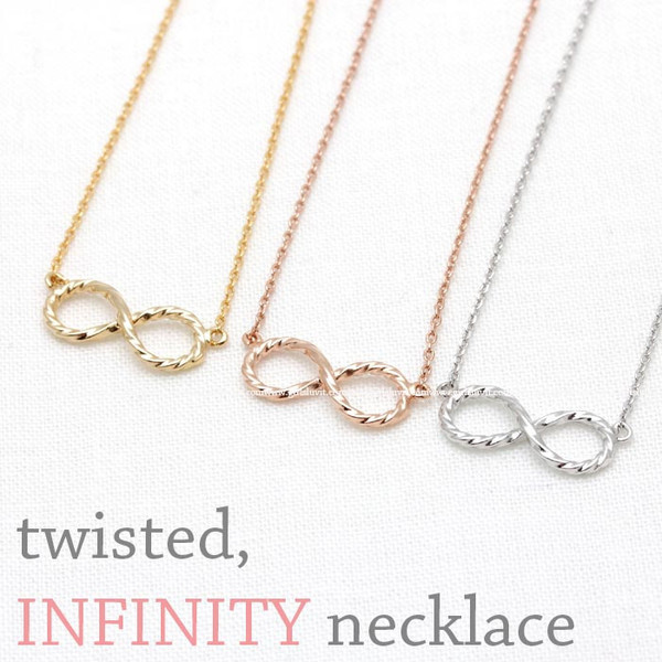 jewels jewelry necklace infinity necklace infinity engagement ring eternity necklace infinite bridemaids gift anniversary