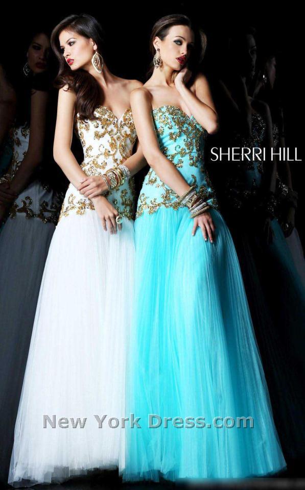 Sherri Hill 2973 Dress - NewYorkDress.com