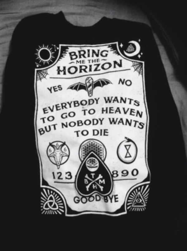 jacket bring me the horizon