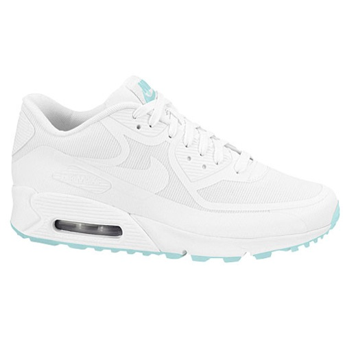 Nike Air Max 90 - Women's - Running - Shoes - White/Mint Candy/White