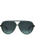 Celine Green Acetate Aviator Sunglasses | Eyewear | Liberty.co.uk