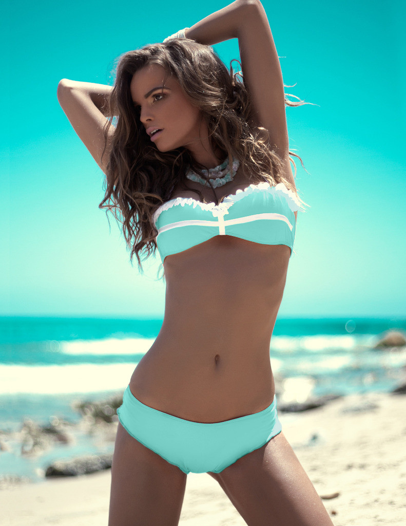 The Tahiti - Lee Lani Swimwear