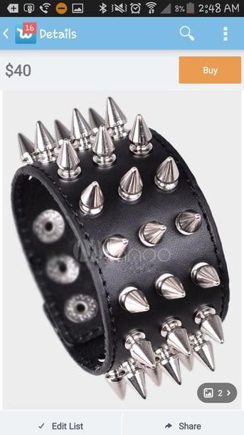 jewels punk bracelet