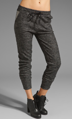BY ZOE Exel Pant in Charcoal | REVOLVE